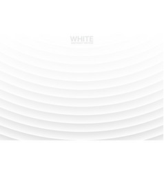 White abstract geometrical background vector