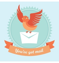 Youve got mail vector