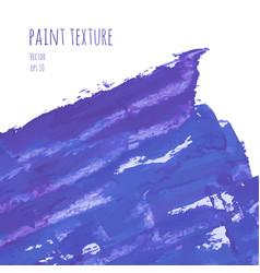 Navy blue indigo brush stroke background vector