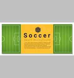 Football field graphic background 4 vector