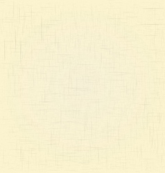 Sepia Linen Texture vector image vector image