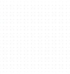 Bullet journal texture seamless pattern blue dot vector