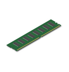 Ram module in 3d vector