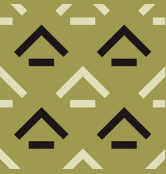 Rooftop basement seamless pattern vector