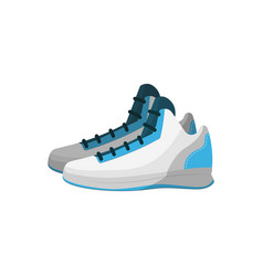sport sneakers isolated icon vector image