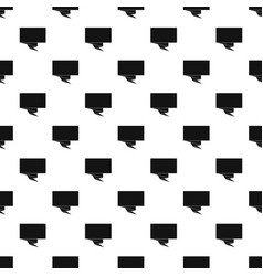 Square banner pattern vector