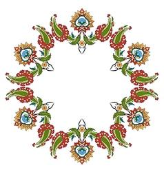 Twenty three series designed from the ottoman vector