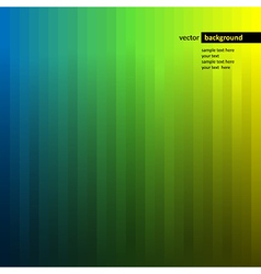 Background gradient green vector