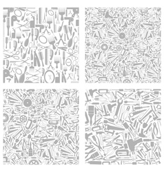 Tool a background5 vector image vector image