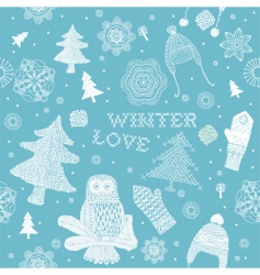Christmas graphic design vector image