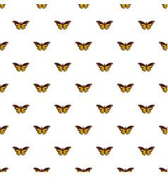 Cyane butterfly pattern seamless vector
