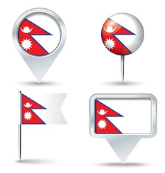Nepal, Flag & Map Vector Images (82)