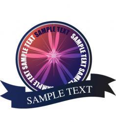 smooth logo vector image vector image