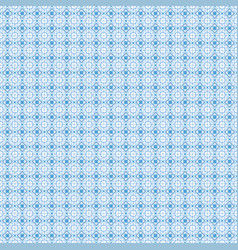 arabic seamless pattern oriental mosaic style vector image