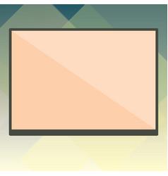 flat design business creative vector image