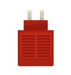 red anti-mosquito plug-in vector image
