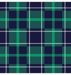 Seamless tartan background vector image