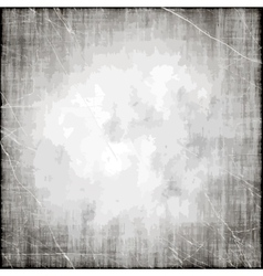 Old white paper texture abstract grunge background vector image