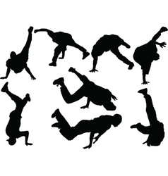 Breakdance 2 - vector
