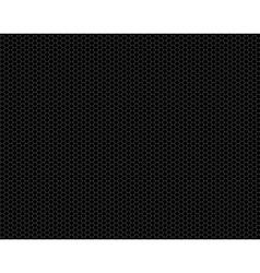 hexagon seamless wallpaper vector image
