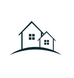 Houses Logo vector image
