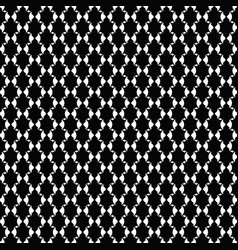 Luxury pattern royal black and white pattern vector