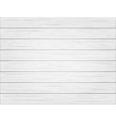 Wooden white vintage background vector