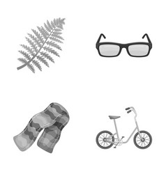 Clothing medicine and other monochrome icon in vector