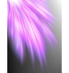 Abstract background with magic light EPS 10 vector image