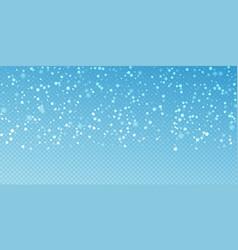 magic stars random christmas background subtle fl vector image