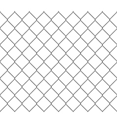New steel mesh metal fence seamless structure vector