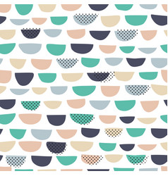 Free hand pattern vector