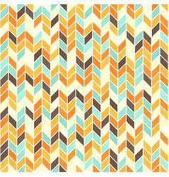 herringbone pattern seamless background vector image