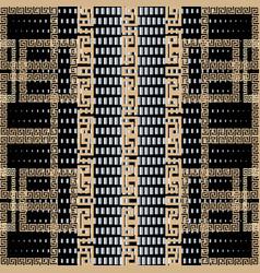 geometric modern greek seamless pattern vector image