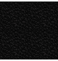 Leather black seamless texture vector