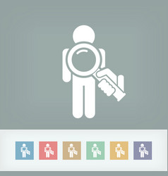Search of people vector