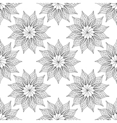 Abstract seamless pattern background Seamless vector image vector image