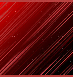 abstract technology red laser rays light and vector image