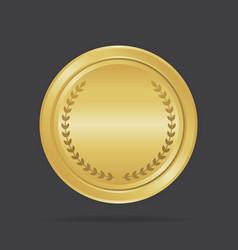 golden sale frame badge and label vector image