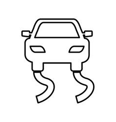 Traffic signal information icon vector