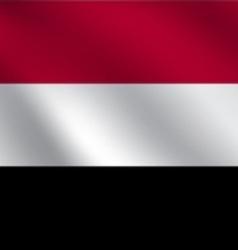 Yemen flag vector