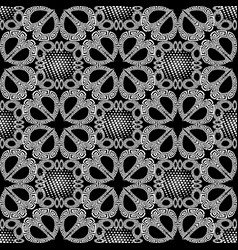 geometric greek seamless pattern abstract vector image