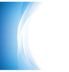 Blue line background vector