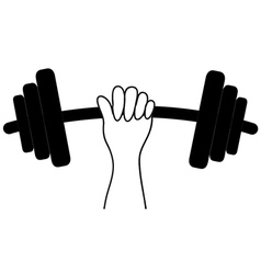 Dumbbell vector