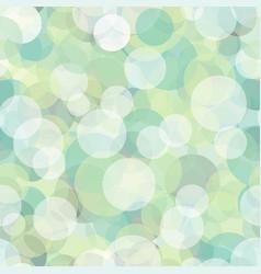 transparent seamless pattern pastel spots spring vector image