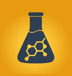 Chemistry logo vector