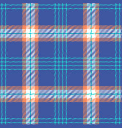 seamless plaid pattern graphic vector image