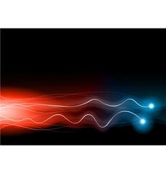 Flash neon vector