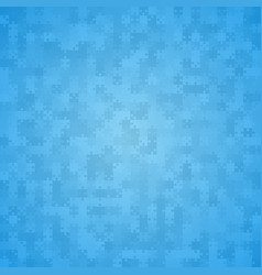 900 blue background puzzle jigsaw banner vector image