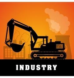 Industrial vector image